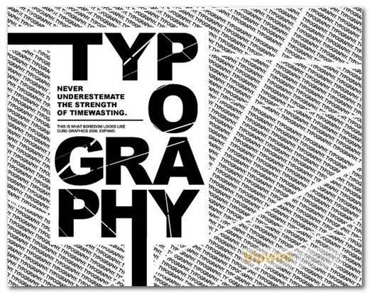 Типографика в дизайне что это такое