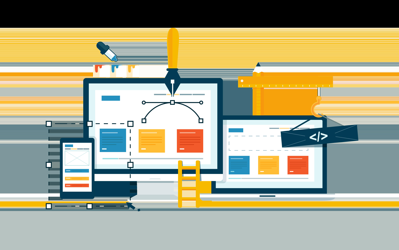 Сайтов разработка дизайн